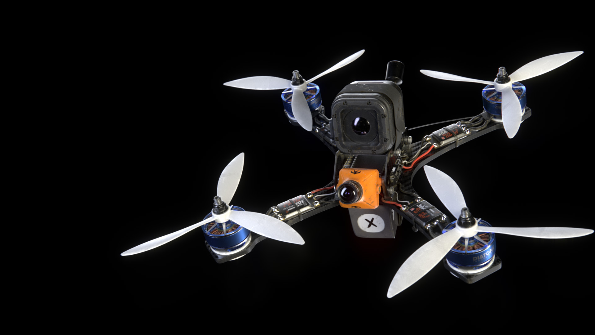 DRONE CRUSADER